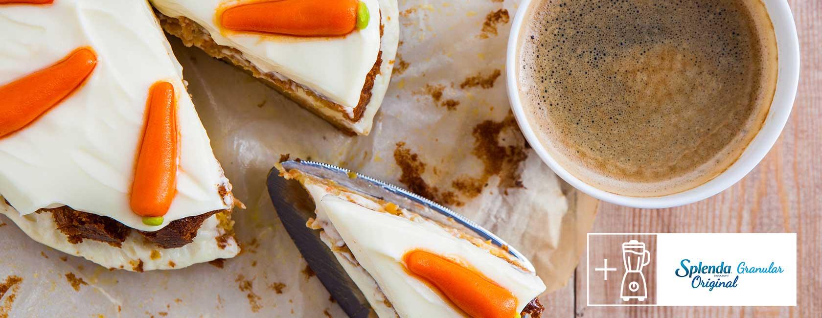 Pastel De Zanahoria Recetas De Postres Splenda Mexico Platos y guisos con zanahorias, zumos de en cocina abierta hemos preparado esta original y deliciosa ensalada de manzana y zanahoria. pastel de zanahoria recetas de postres