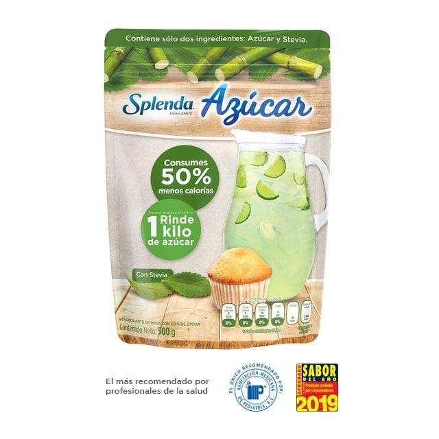 Azúcar con Stevia, Splenda